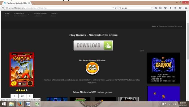online emulators-start