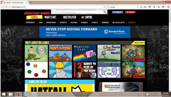 online emulators-Addicting Games