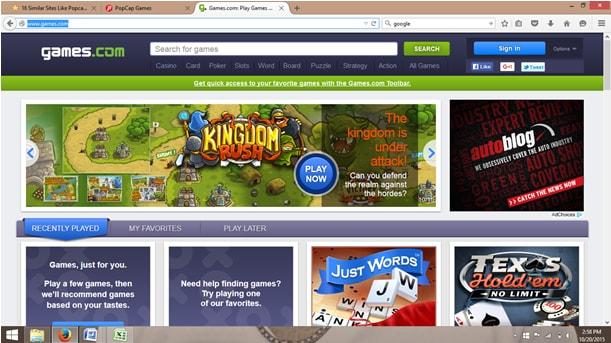 online emulators-games