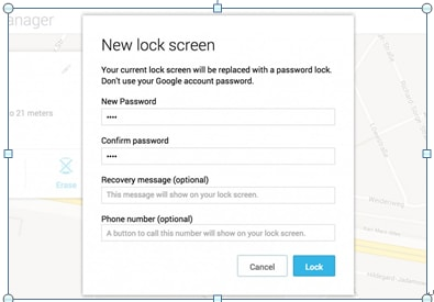 Samsung Password Recovery