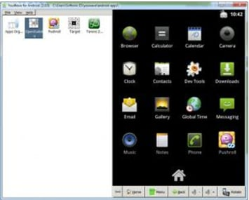 PC emulator for Android-YouWave