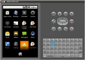 PC emulator for Android-Android SDK