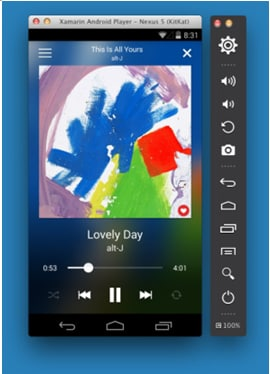 PC emulator for Android-Xamarin Android Player