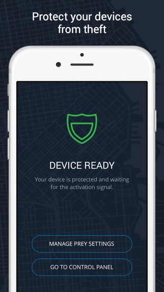 iphone security apps-Prey Anti Theft