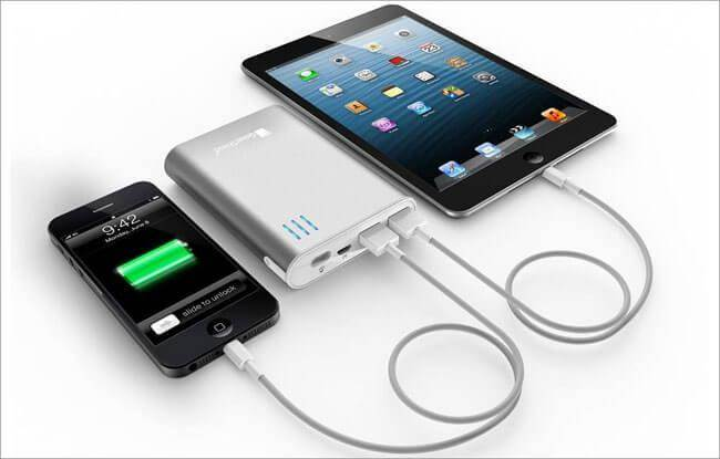 reset iphone Battery-Keep External Battery At Hand
