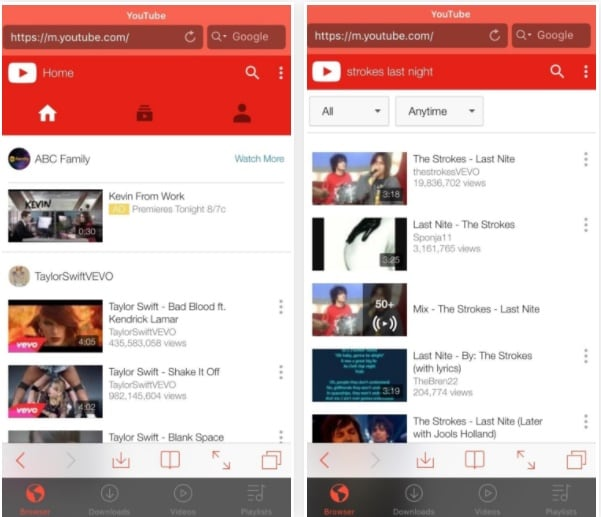 How to save YouTube videos to camera roll