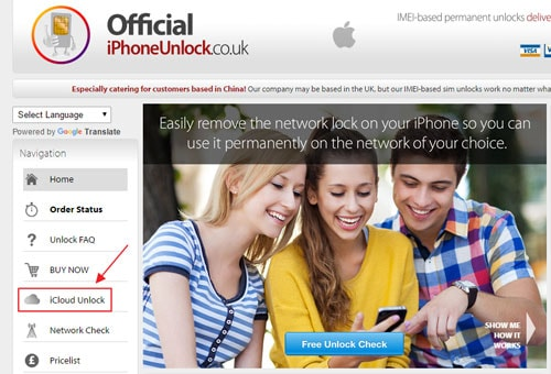 how to remove icloud account