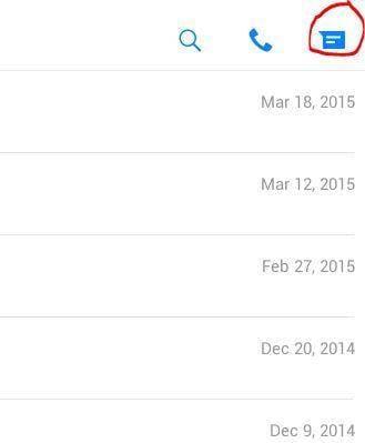 send facebook messenger messages-open the facebook messenger