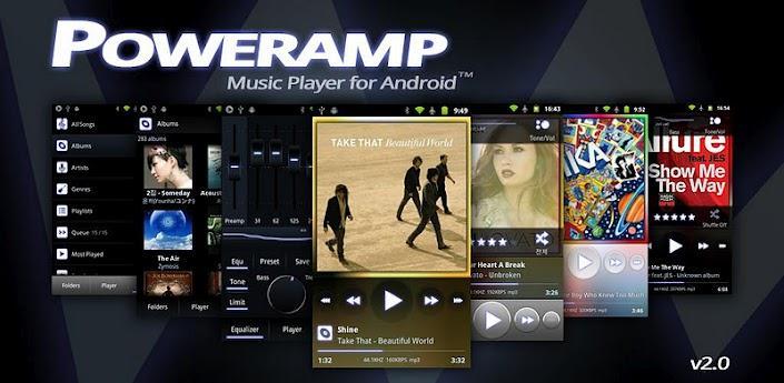 أفضل 10 تطبيقات لتشغيل ملفات الصوت لهواتف سامسونج