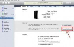 iPhone volume problems