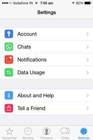 how to backup whatsapp online