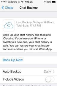 transfer whatsapp on iphone