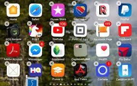 delete unused third-party apps