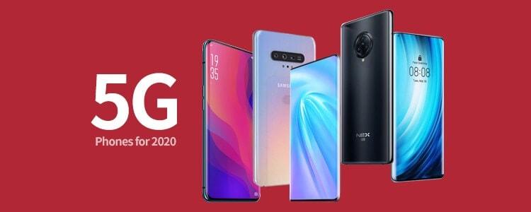 best 5G phones to buy 2020