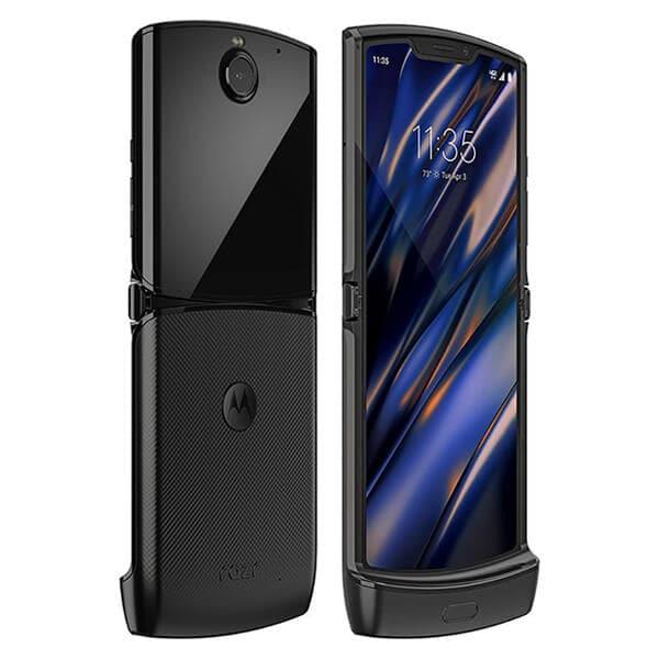 Motorola Razr 5G camera