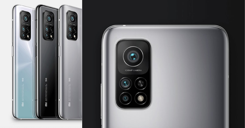 xiaomi 10T pro camera