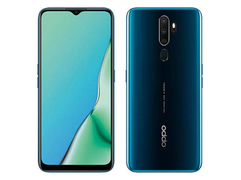 the new oppo a9