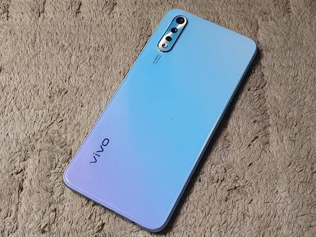 vivo s1 design