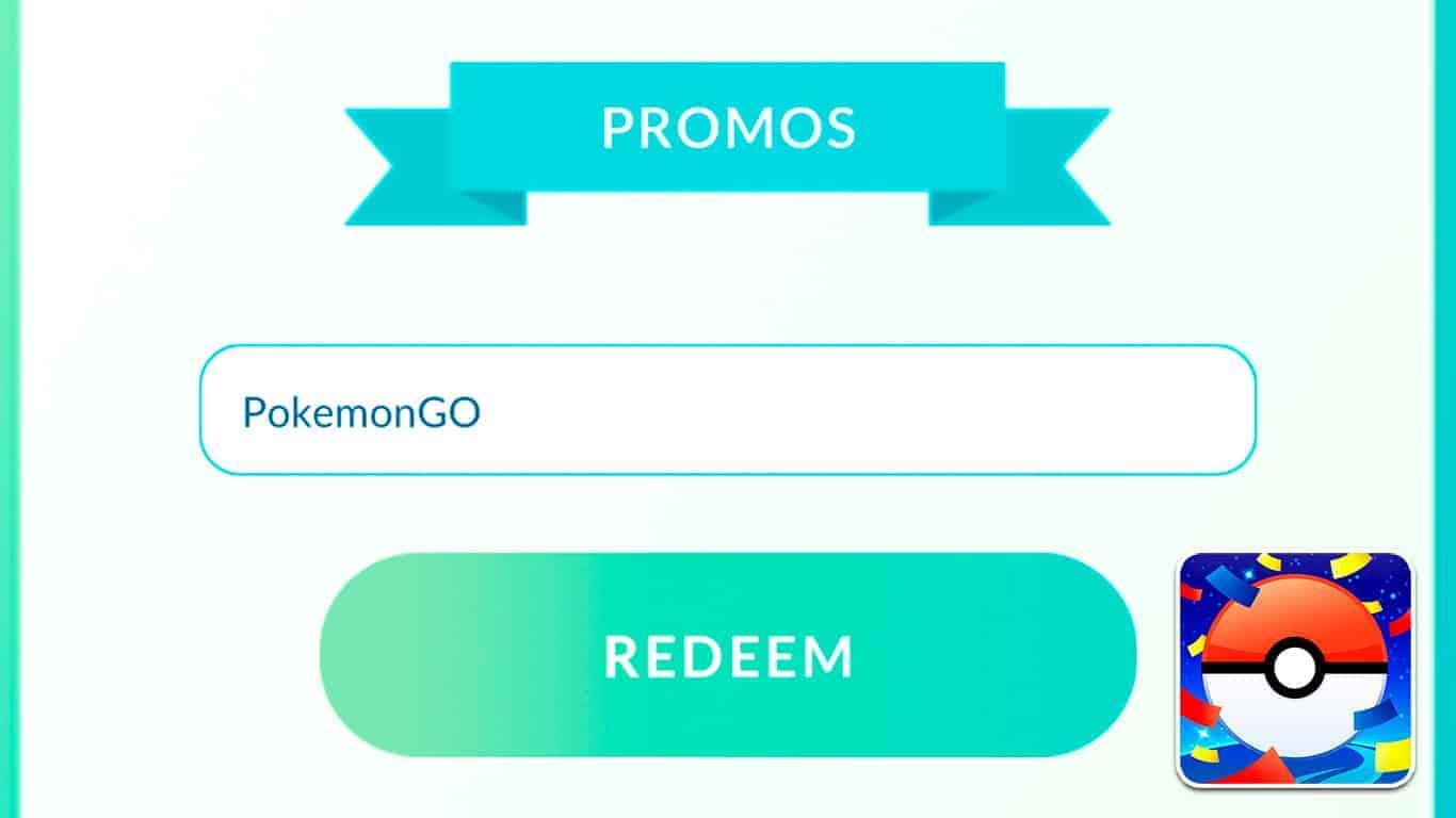 redeem pokemon go promo codes on Android