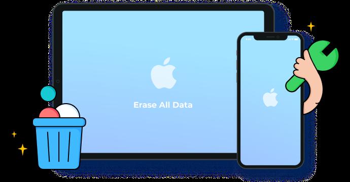 Erweiterter Modus mit Datenverlust