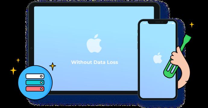 Standardmodus ohne Datenverlust