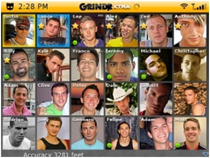 safety of Grindr XTRA