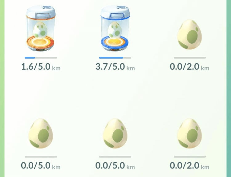 how long to walk to hatch an egg