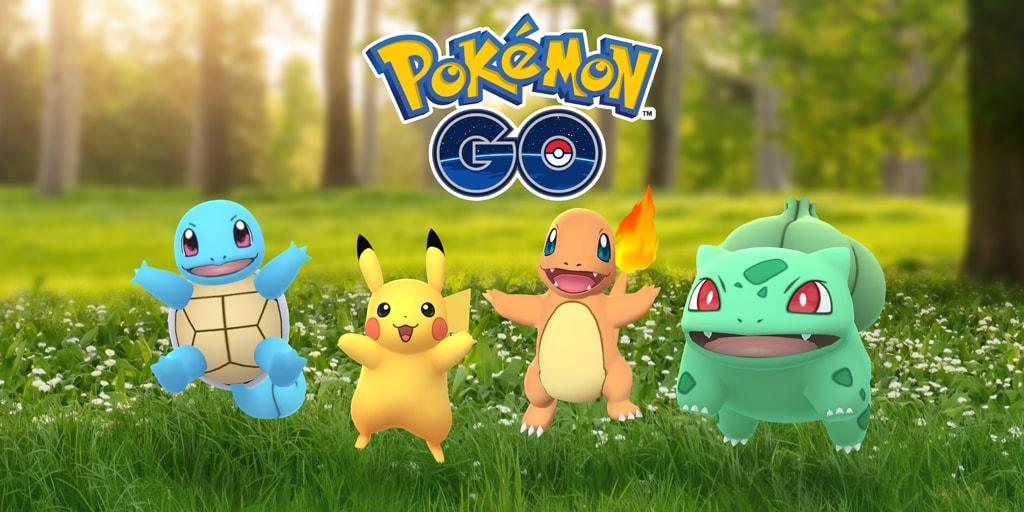 Pokemon Go AR-Spiele