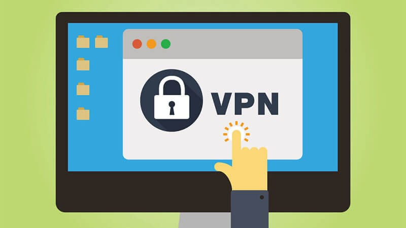 use a vpn for spoofing