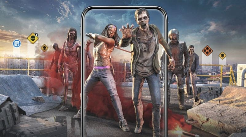 what is the walking dead our world
