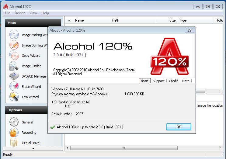 Alcohol 120 1 9 7 build 6221new updated build zip