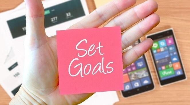 set vlogging goal