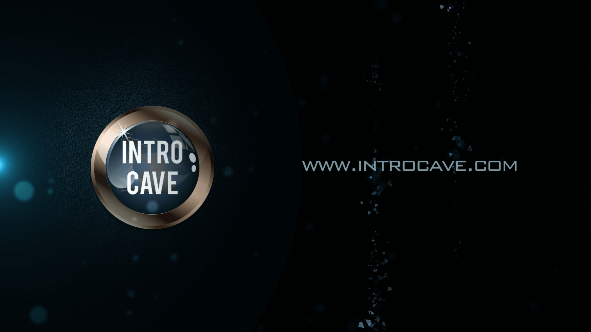 3d intro maker introcave
