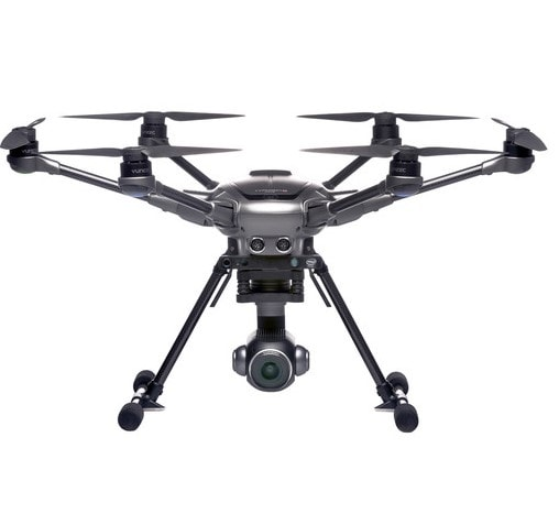 4k Drone Yuneec Typhoon