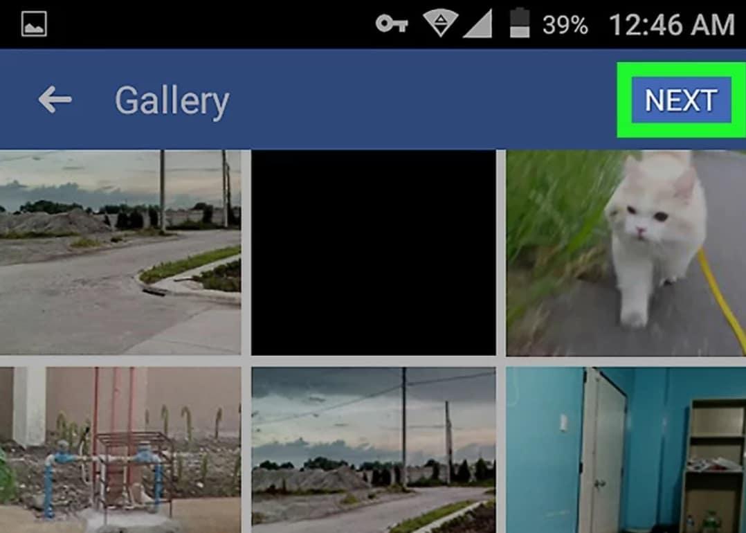 add photos facebook
