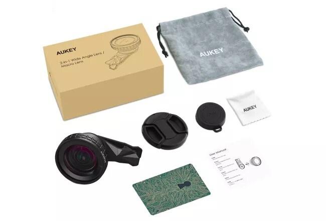 Best Mobile Lenses Aukey