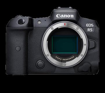 Best Vlogging Camera Canon Eos R5