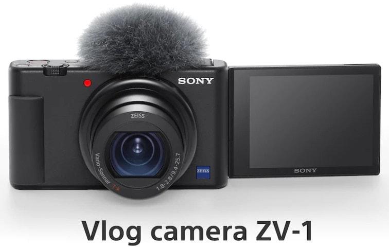 Best Vlogging Camera Sony Zv1