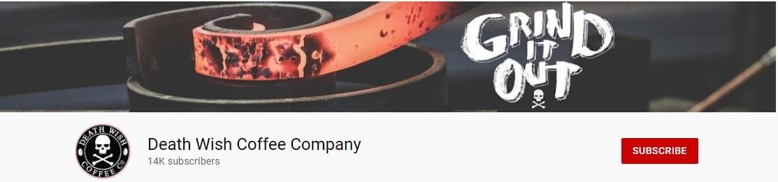 """""""death wish coffee company"""""""
