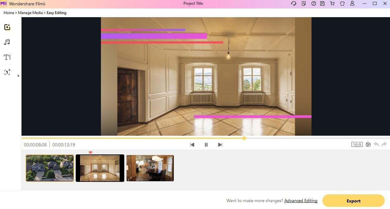edit real estate videos