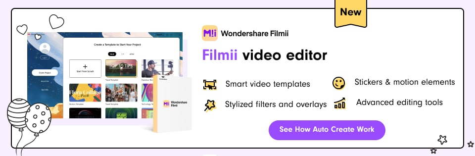 Wondershare Filmii