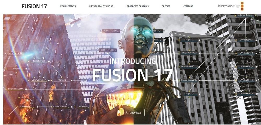 fusion 17