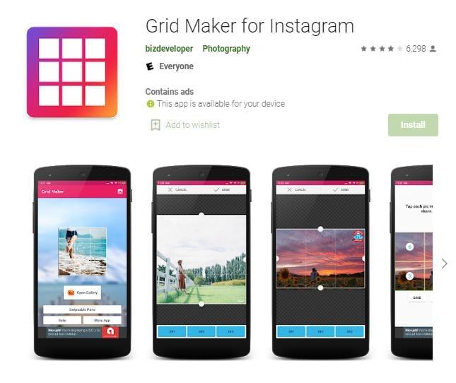 grid maker bizdeveloper