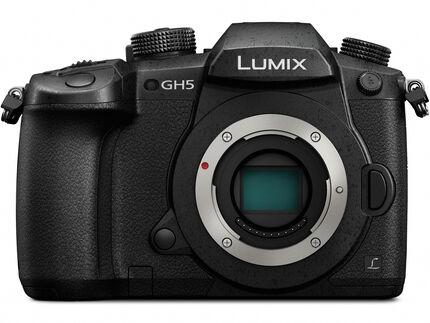 Mirrorless Camera Panasonic Lumix Gh5