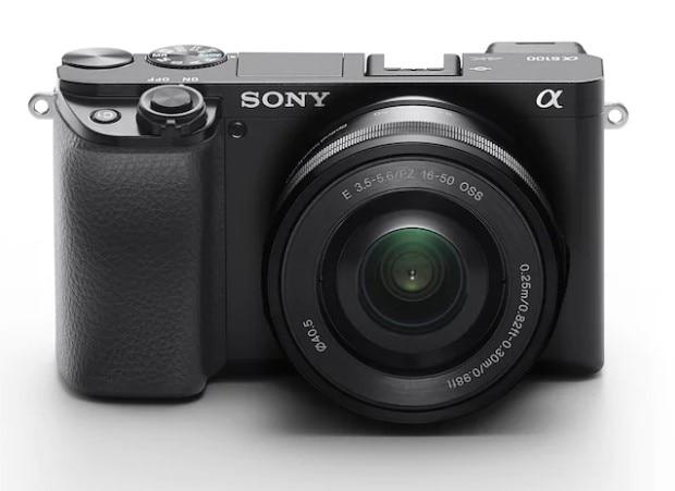 Mirrorless Camera Sony Alpha A6100