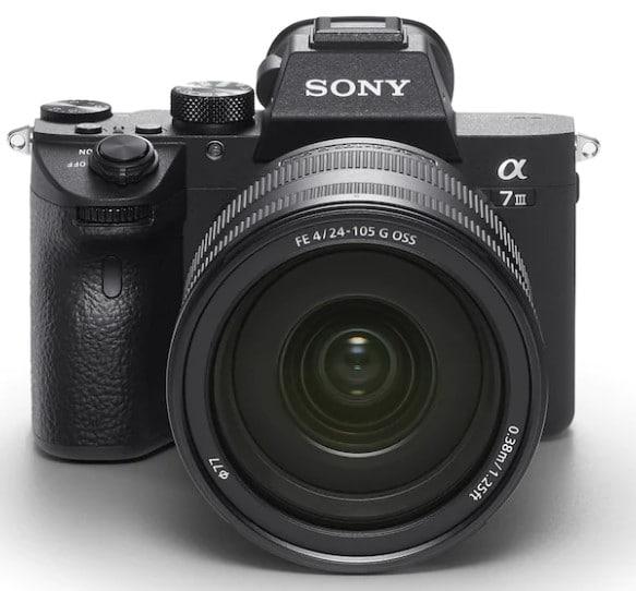 Mirrorless Camera Sony Alpha A7