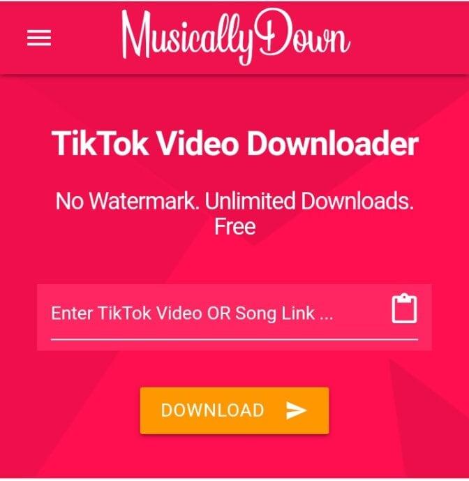 musically tiktok sound download