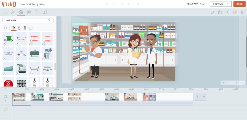 online animation maker vyond