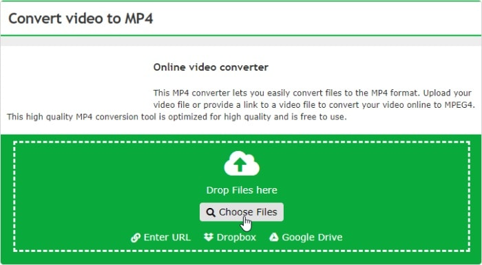 online convert ppt to mp4