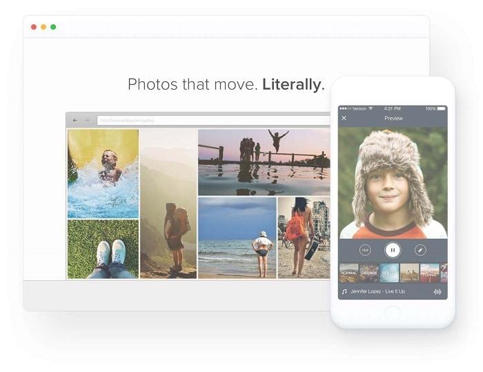 Online Slideshow Maker Slidely